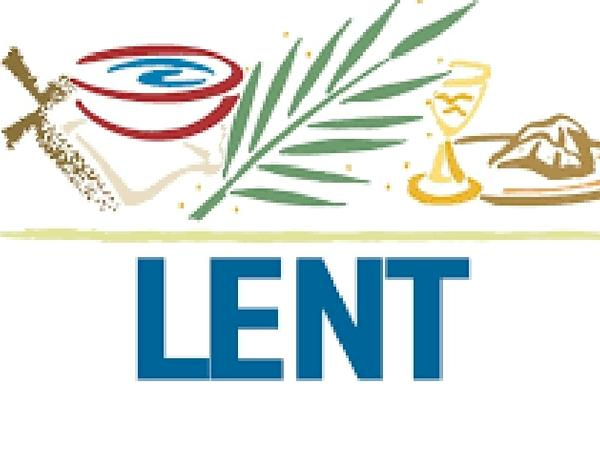 Ash Wednesday--First day of Lent